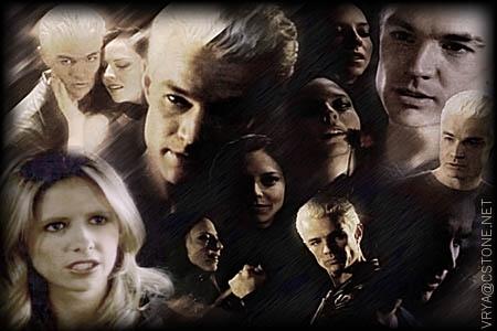 Cast( Buffy, Spike, Angel,etc)
