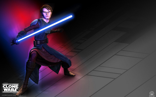 Star Wars wallpaper entitled Clone Wars Anakin