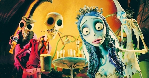Corpse Bride wallpaper entitled Corpse Bride