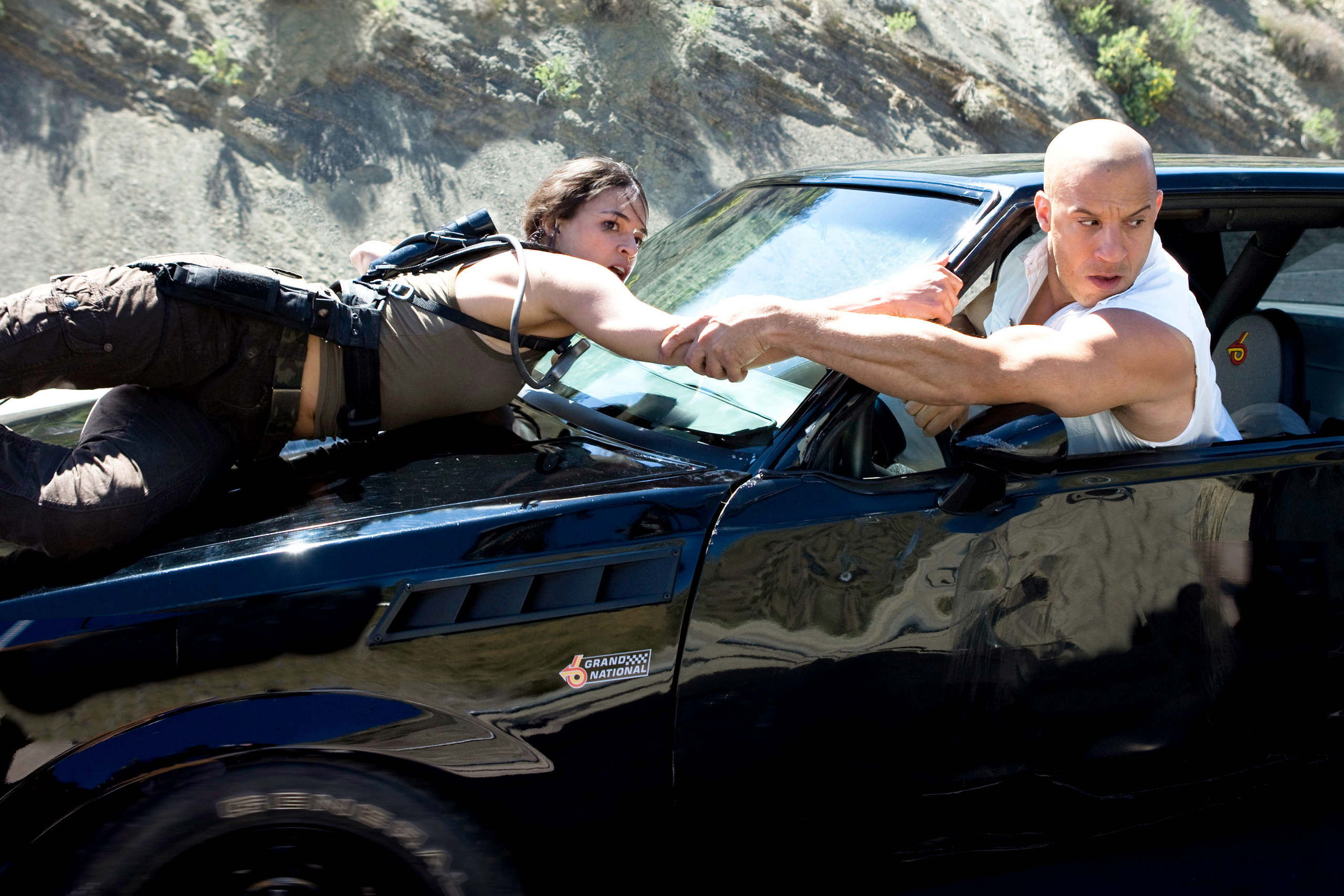 Fast and Furious images Dom & Letty HD wallpaper and
