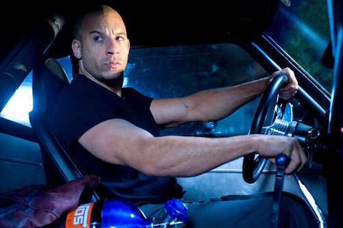 Fast and Furious wallpaper containing an automobile called Dom
