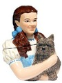 Dorothy and toto Cookie Jar