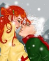 Draco and Ginny