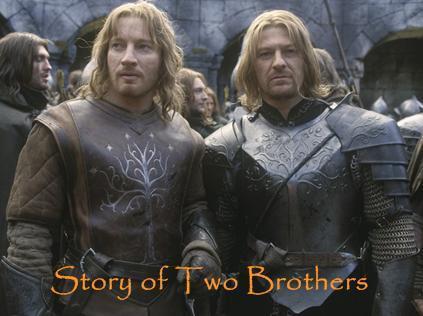 Faramir & Boromir