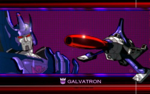 transformers wallpaper called Galvatron