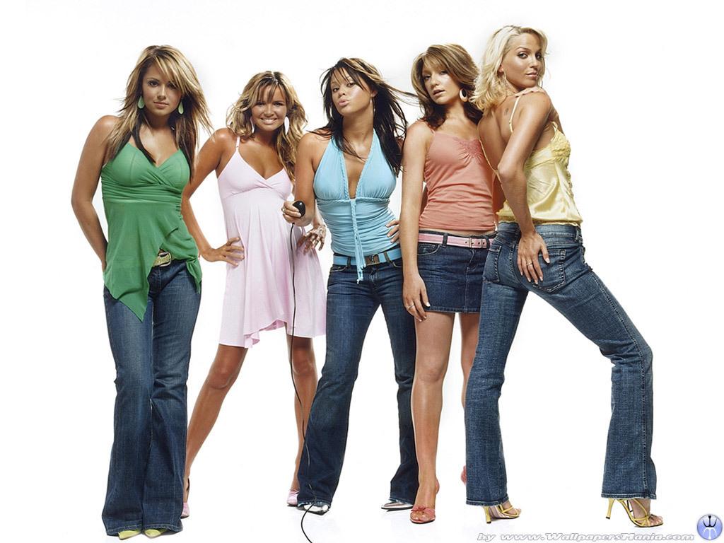 Girls Aloud wallpaper