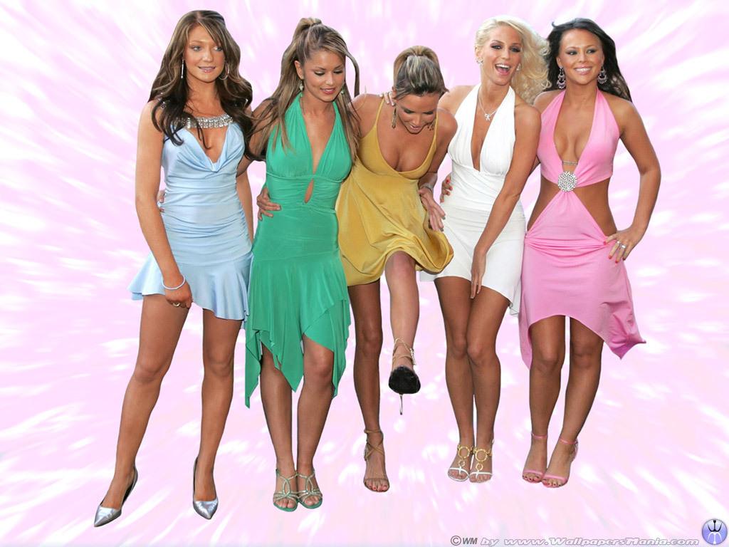 Girls Aloud fondo de pantalla