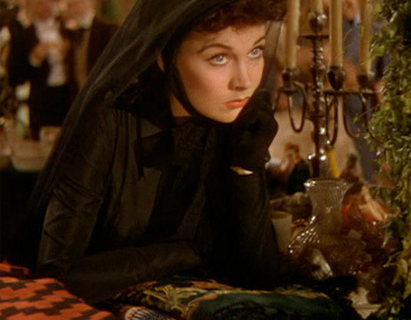 Gone With The Wind - vivien-leigh ScreencapVivien Leigh Gone With The Wind