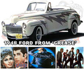 Grease Car - grease-the-movie fan art