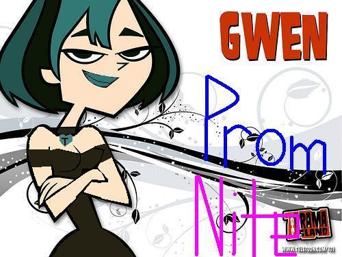 Gwen's Prom