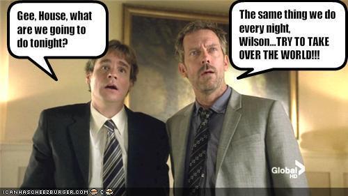 House & Wilson LOLs