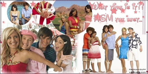 High School Musical 3 wallpaper possibly with a bridesmaid called Hsm