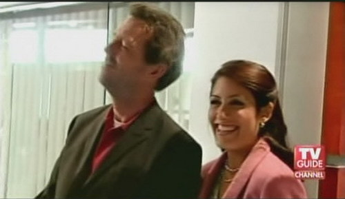 Hugh &amp; Lisa InFANity 2005 Shoot - hugh-and-lisa Screencap