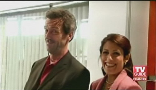 Hugh & Lisa InFANity 2005 Shoot - hugh-and-lisa Screencap