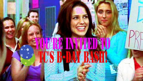 IT'S TC'S B-DAY...