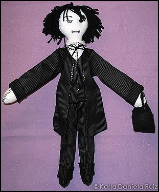 Ichabod bambole
