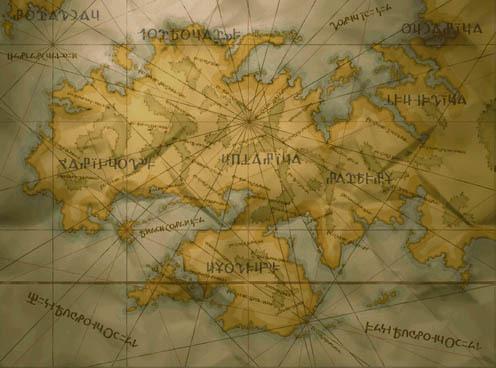 Ivalice Map Final Fantasy Tactics Fanpop