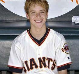 Jeremy Sumpter wallpaper containing a ballplayer, a right fielder, and a first baseman titled Jeremy Sumpter