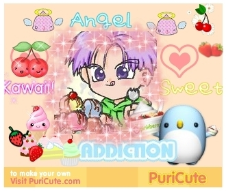 Kawaii Sweet Энджел Trunks!
