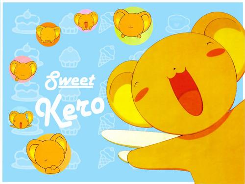Cardcaptor Sakura wolpeyper called Kero