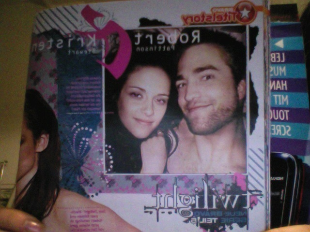 Kristen and Rob private ( aww...) QUESTION: why is rob topless ??!!