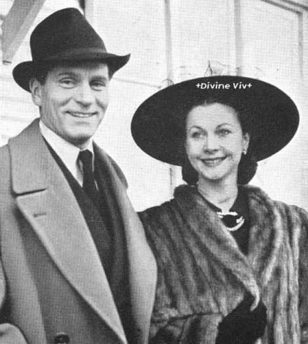 Vivien Leigh wallpaper entitled Larry and Viv