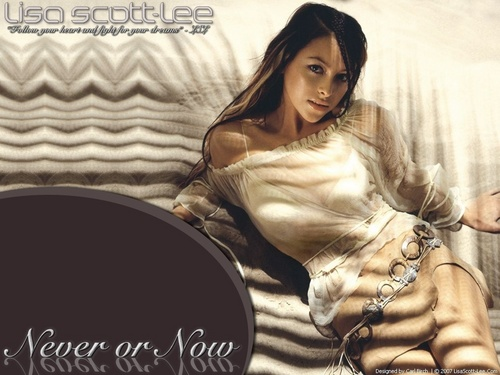 Lisa Scott-Lee wallpaper