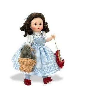 Madame Alexander Dorothy Doll - the-wizard-of-oz Fan Art