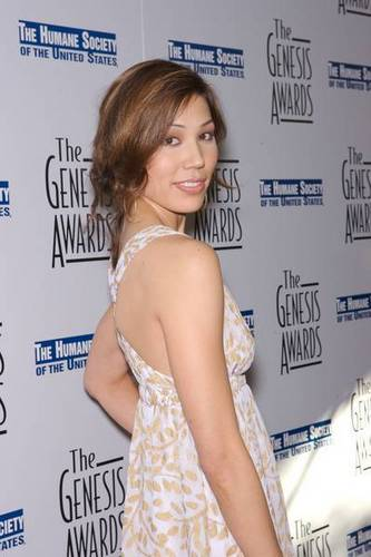 Michaela Conlin wallpaper containing a portrait entitled Michaela