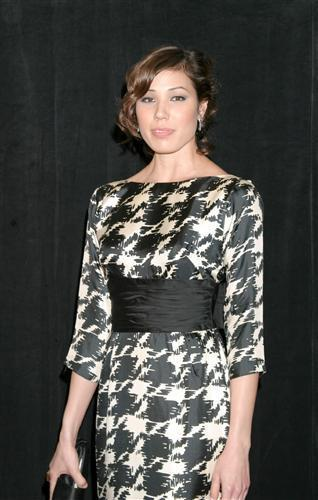 Michaela Conlin wallpaper possibly containing a blouse called Michaela
