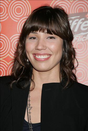 Michaela Conlin wallpaper probably containing a well dressed person and a portrait entitled Michaela