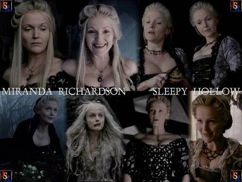 Miranda Richardson, Lady VanTassel