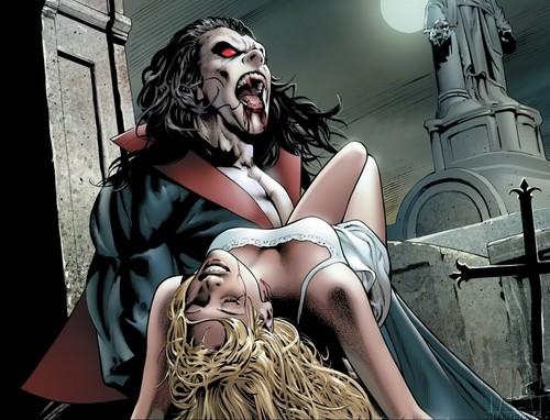 Morbius vampire