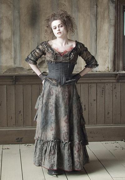Johnny Depp/Helena Bonham Carter images mrs lovett wallpaper and ...