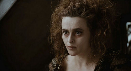 Nellie Lovett wallpaper probably with a portrait entitled Mrs Lovett