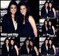 Nikki & Kristen - nikki-reed-and-kristen-stewart photo