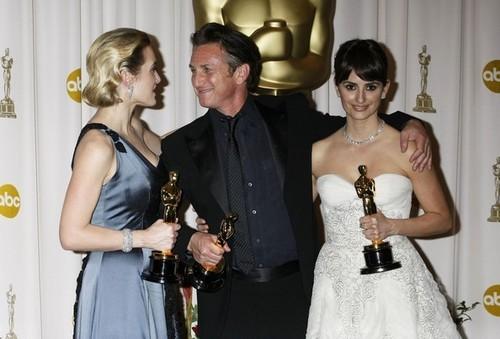 Oscars Press Room