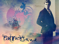 Patrick - the-mentalist wallpaper