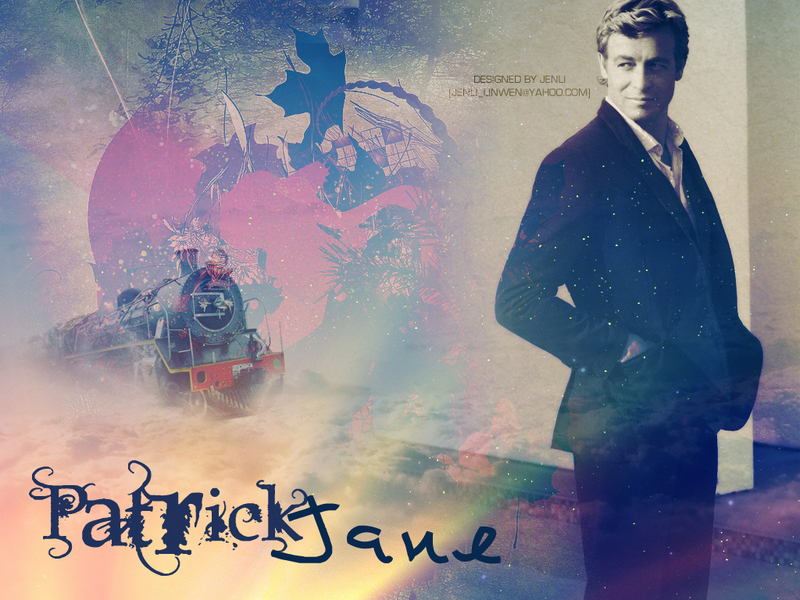 Patrick The Mentalist Wallpaper 4544495 Fanpop