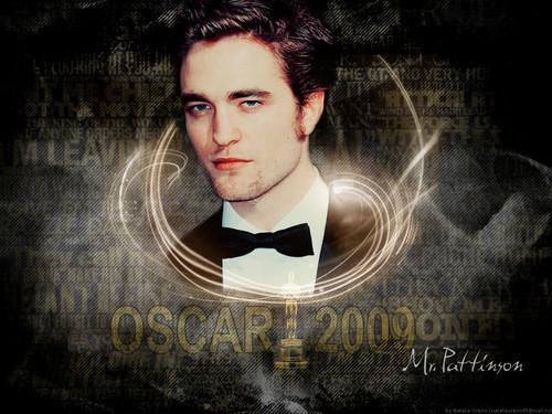 Rob At The Oscars