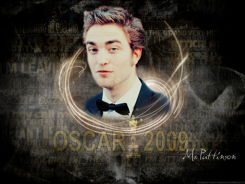 Rob At The Oscars - twilight-series Wallpaper