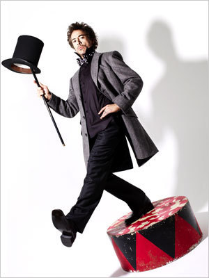 Robert Downey 2008 Entertainer Photoshoot