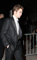 Robert Pattinson at the 81st Academy Awards - twilight-series photo