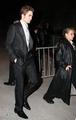 Robert Pattinson at the 81st Academy Awards - twilight-series photo