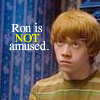 Ron is NOT Amused - random Icon