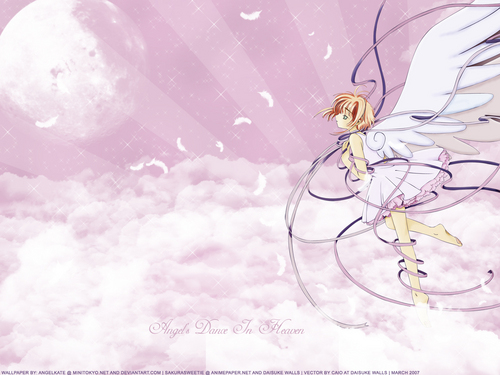 Cardcaptor Sakura wallpaper entitled Sakura