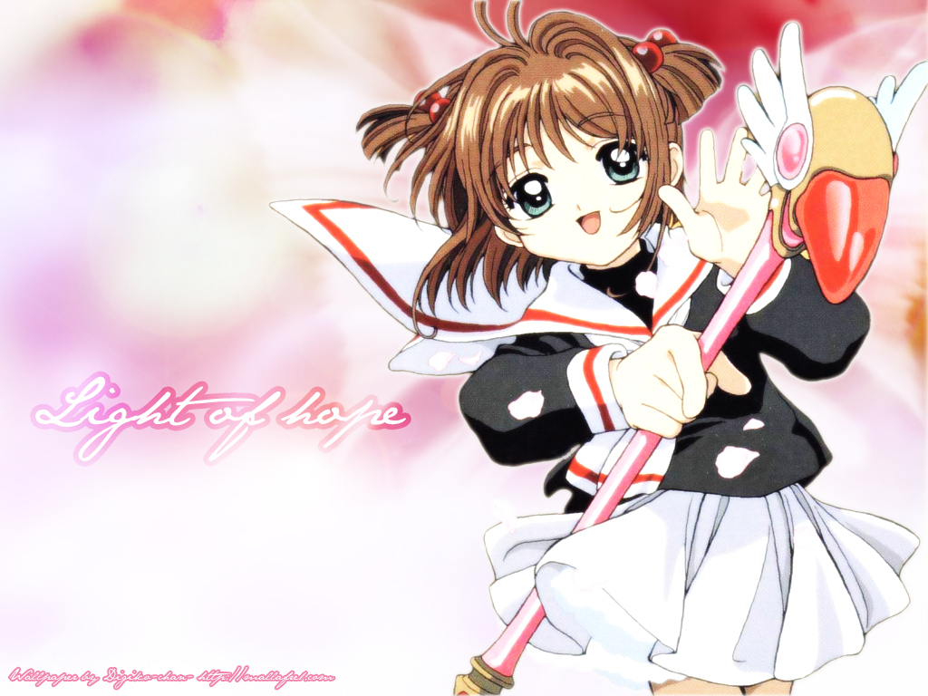 Cardcaptor Sakura images Sakura HD wallpaper and background photos