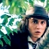 Benny and Joon photo probably with a portrait titled Sam icons
