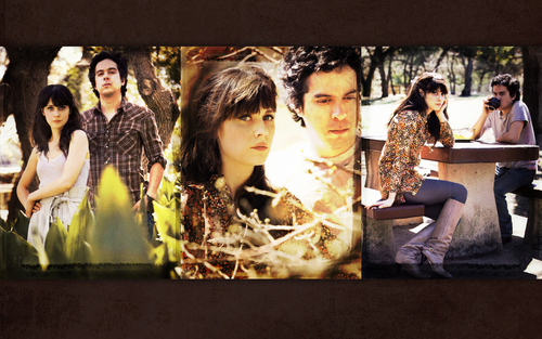 She & Him 壁纸