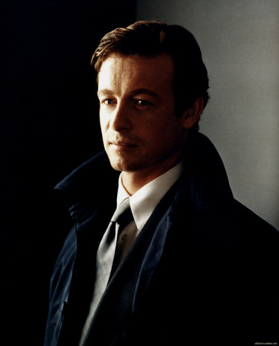 साइमन बेकर वॉलपेपर with a business suit entitled Simon Baker